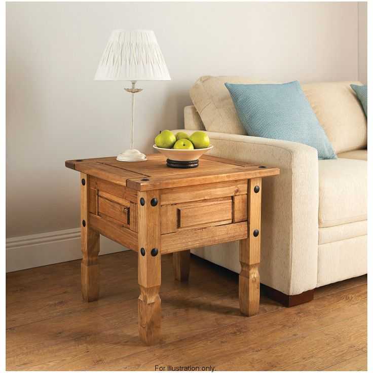 B&M Stores: > Rio Lamp Table - 288665
