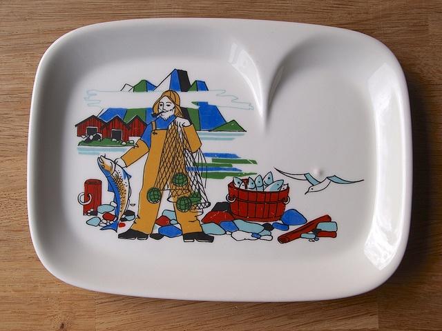 Torskefiske Gerd-design, Figgjo Flint