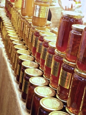 Greek Honey from the mountain of Taygetos http://melifotopoulos.gr/