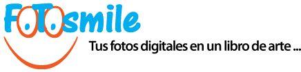 FOTObook FOTOlibro o PHOTObook : FOTOsmile : México : logo