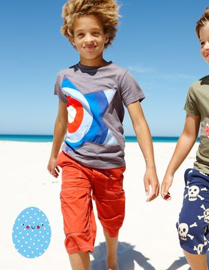 Boden Easter Eggs-travaganza @Bodenclothing I've spotted this @BodenClothing Techno Shorts