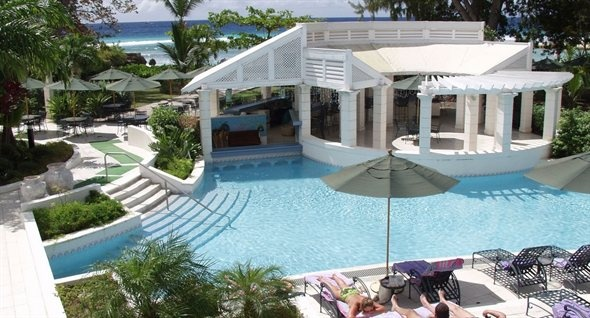 Savannah Beach Resort Hotel, Barbados