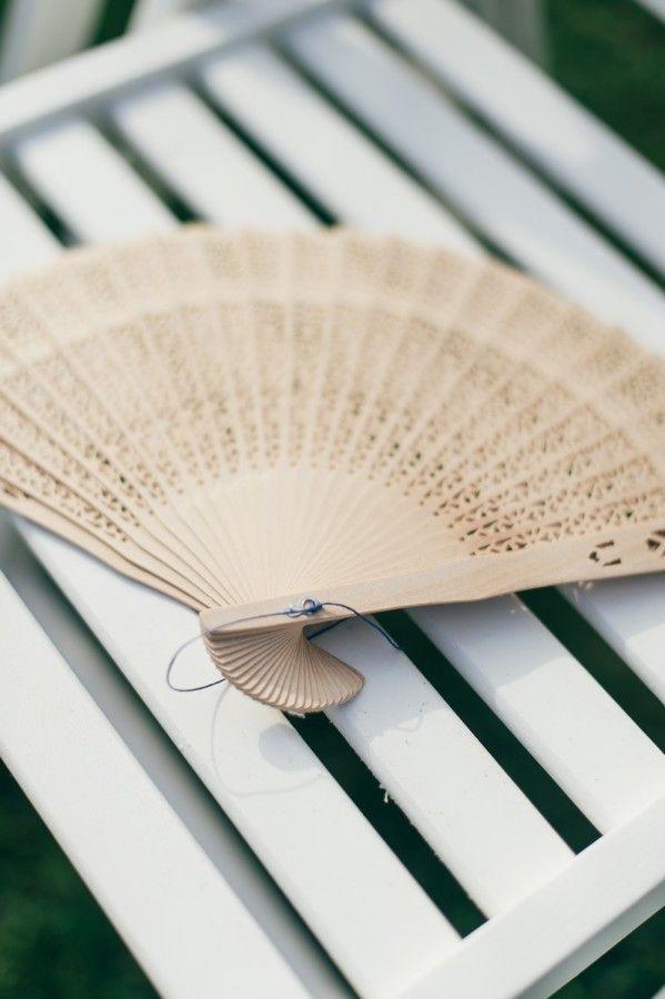 ideas for beach wedding party favors%0A     Natural Tan Sandalwood Folding Hand Fan w  Organza Bag for Weddings      PACK   Wedding Party FavorsWedding