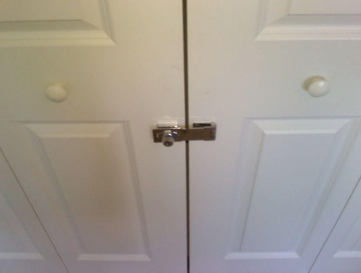 Locks For Bifold Closet Doors