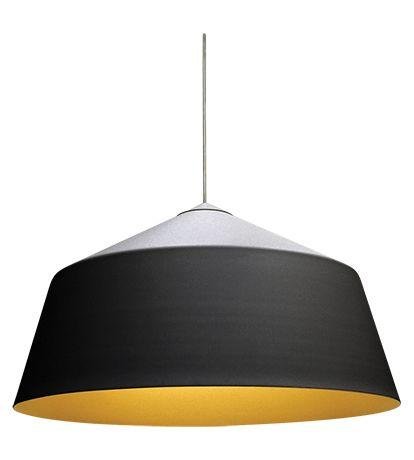 Circus Pendant Large Black - Ceiling & Pendant Lights - Lighting - The Conran Shop UK