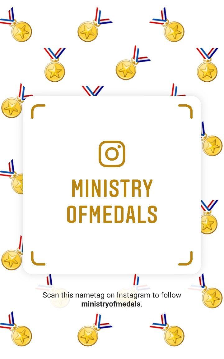 Instagram nametag | Instagram | Virtual run, Running, Name tags