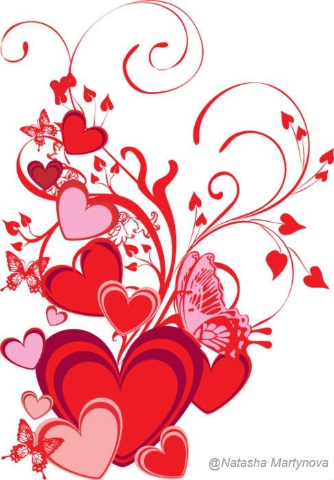 heart, st'valentine day, love, valentine, template, pattern