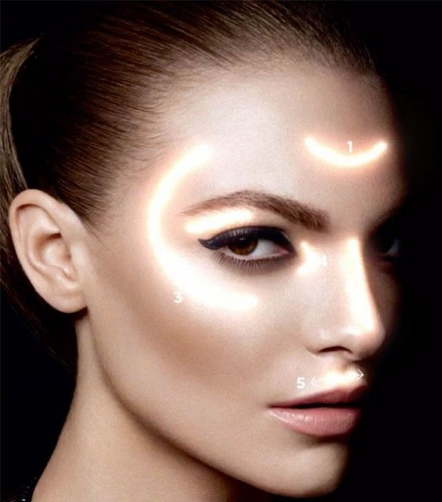 Reviewed hourglass ambient strobe lighting powder and for Dormitorio 2 50 x 2 50