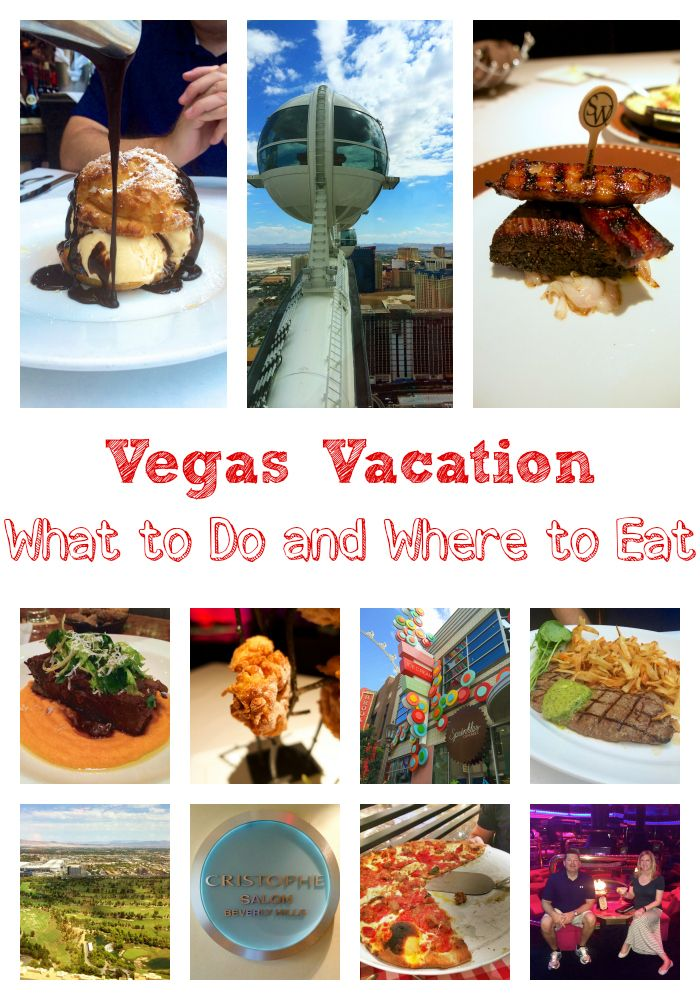 Vegas Vacation | Plain Chicken - Not sure why she lists all the alcohol, but I'm interested in the restaurants and hotels...