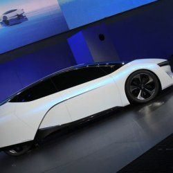 Honda Unveils Its Hydrogen-Powered Car: Photos : DNews