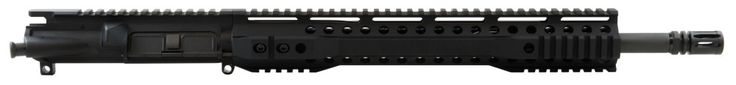 PSA SQR13 A2 Premium - 16'' Mid-Length CMV CL Stripped Railed Upper - Without BCG or Charging Handle