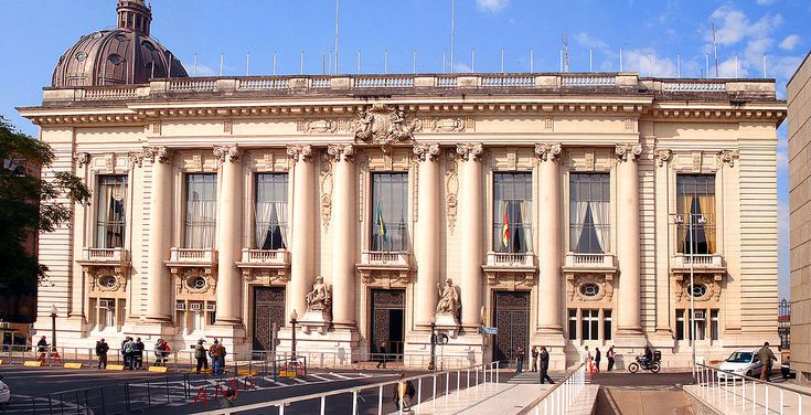Palácio Piratini - Porto Alegre - Rio Grande do Sul