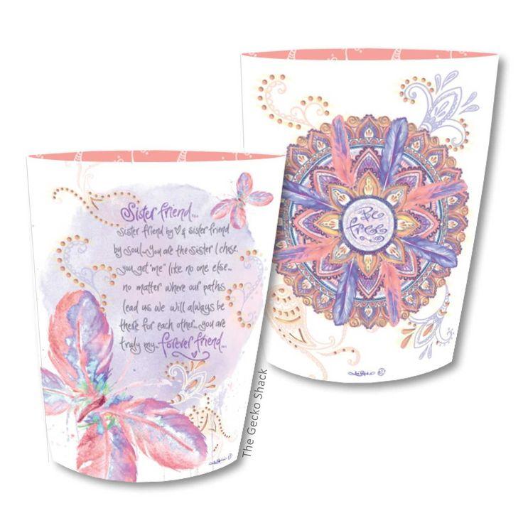 The Gecko Shack - Sister Friend LED Paper lantern - Cherish You, $17.95 (http://www.geckoshack.com.au/sister-friend-led-paper-lantern-cherish-you/)