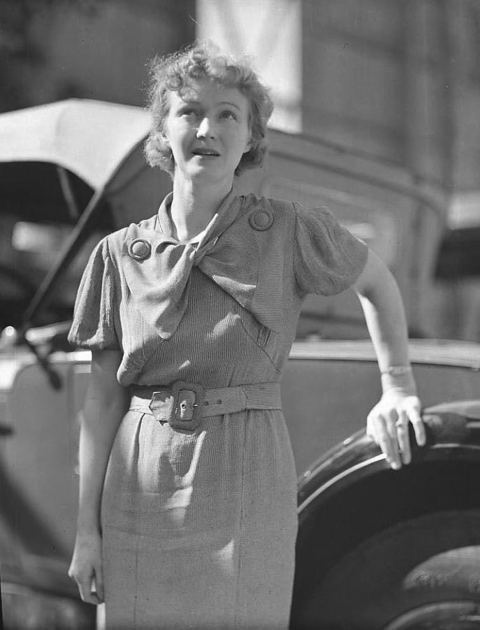 Marilyn Monroe's mother, Gladys Pearl Baker | Norma Jean ...