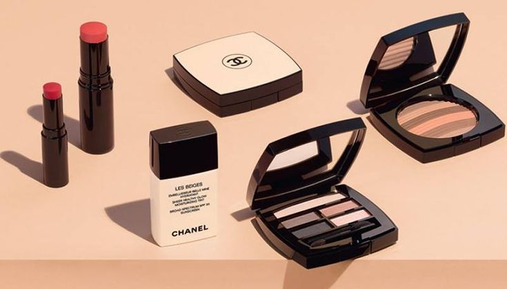 Chanel Les Beiges 2018 Summer Collection via @Chicprofile