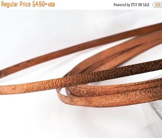 Textured Raw Copper Strip Sheet 7mm 0 8mm Thickness Raf4 02 Copper Texture Jewelry Supplies
