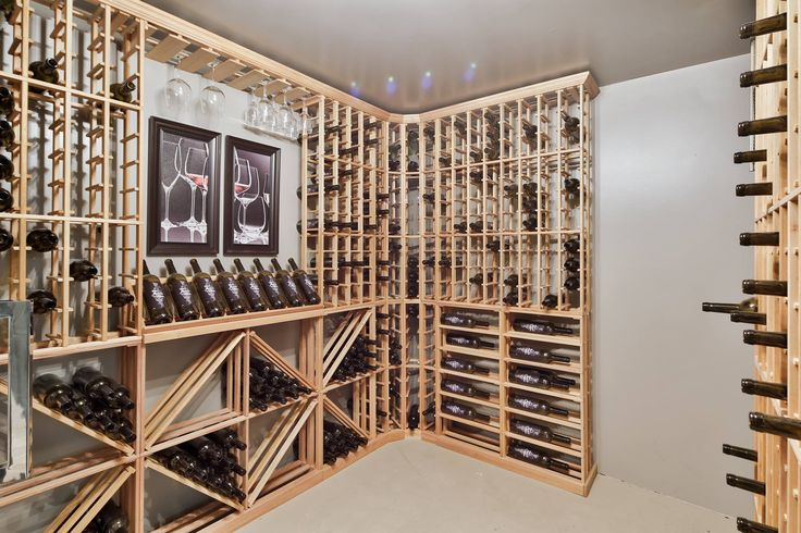 #house #realestate #vimont #laval #basement #wine #cave