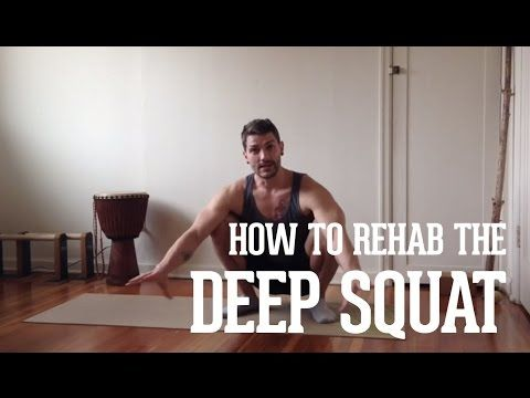 [Video] How to do the Deep Squat, Flat-Footed | Uncaged Man