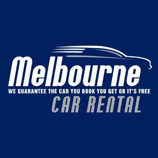 Melbourne Car Rental Logo Design