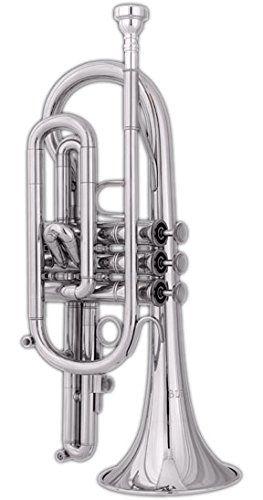 Blessing Bcrxls Cornet Silverplated Cornet Instrument Cornet For