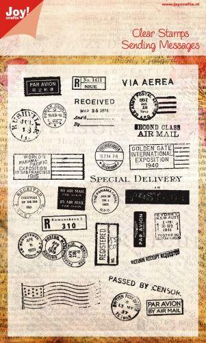 Noor! Design stempel Postcard Stamps 6410/0025  1 st.