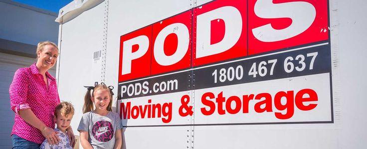 Storage - PODS® Moving & Self Storage