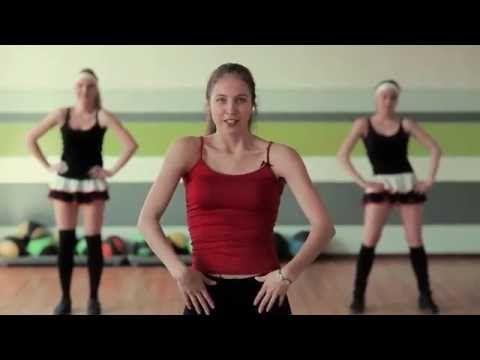 Утренняя зарядка, похудение, тренировка, качаем мышцы, сушка - YouTube