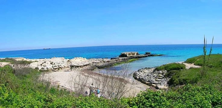 Otranto 5) la Staffa