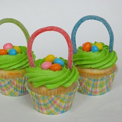 Little Easter Baskets