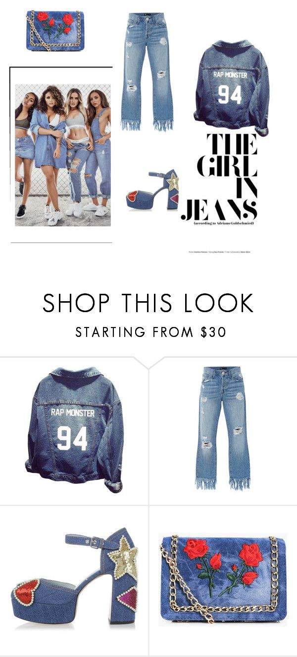 """""""Jeans LOvers"""" by rebecioatto on Polyvore featuring moda, 3x1, Marc Jacobs e Boohoo"""