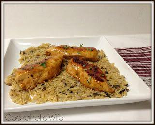 Cider Glazed Chicken | ...chicken, turkey and duck | Pinterest