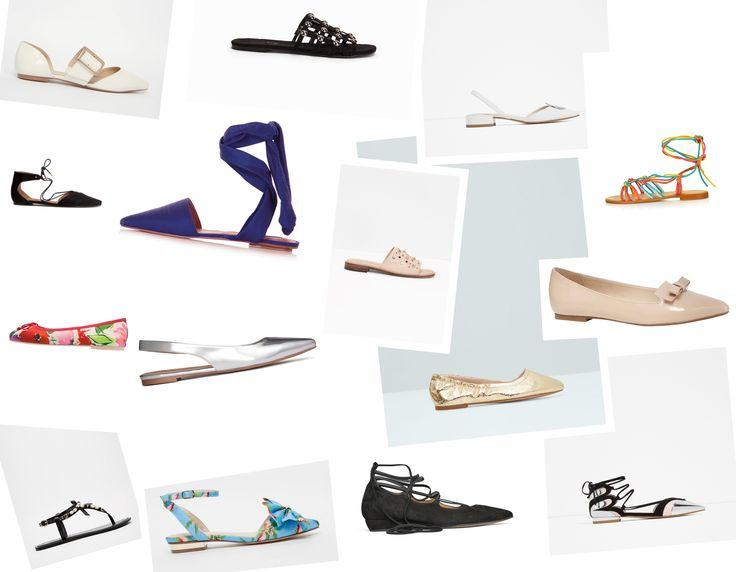 Guide: 15 flade sko til at danse sommernætterne væk i