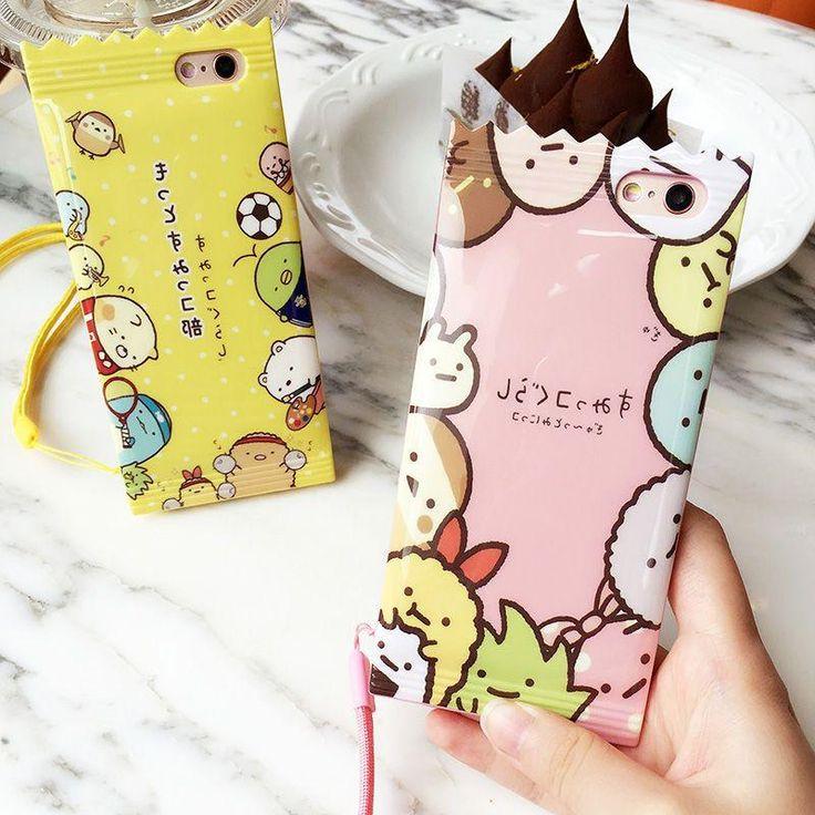 Cute cartoon candy phone case SE9671