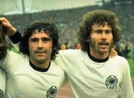 Gerd Müller e Paul Breitner