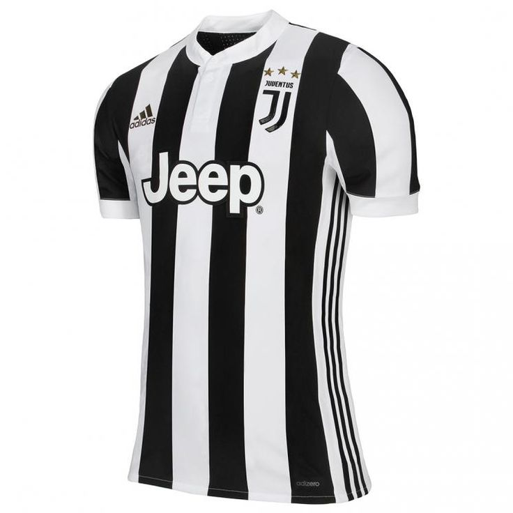 New Juventus home jerseys for the season 2017/2018, with a new logo, produced and designed by adidas are available in Juventus Official Online Store.