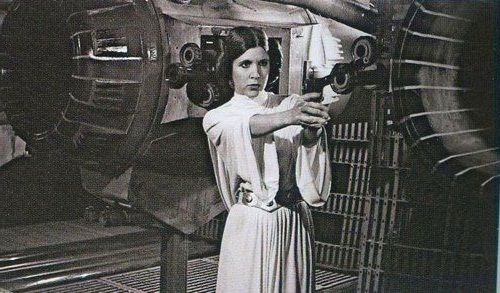 Carrie Fisher - Princess Leia - Star Wars - A New Hope