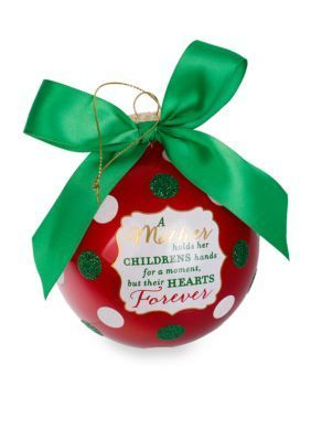 Home Accents  Mom Ornament