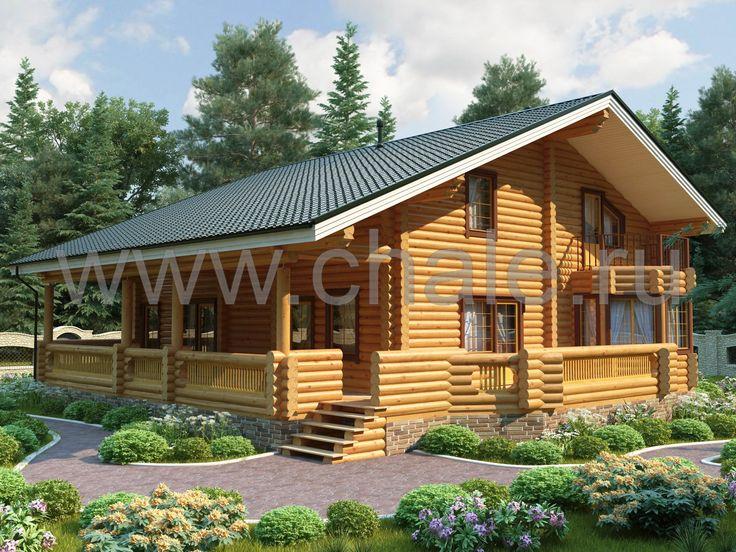 Белые ночи - Деревянные дома из бруса. Отличный выбор домов по оптимальным ценам