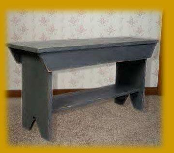 learn to build primitive furniture