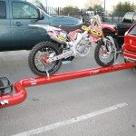 Motorcycle Trailer SEMA 2011, lightweight