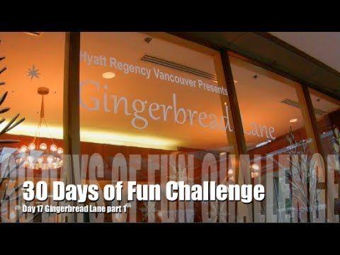 30 Days of Fun Challenge - Day 17 Gingerbread Lane Part 1