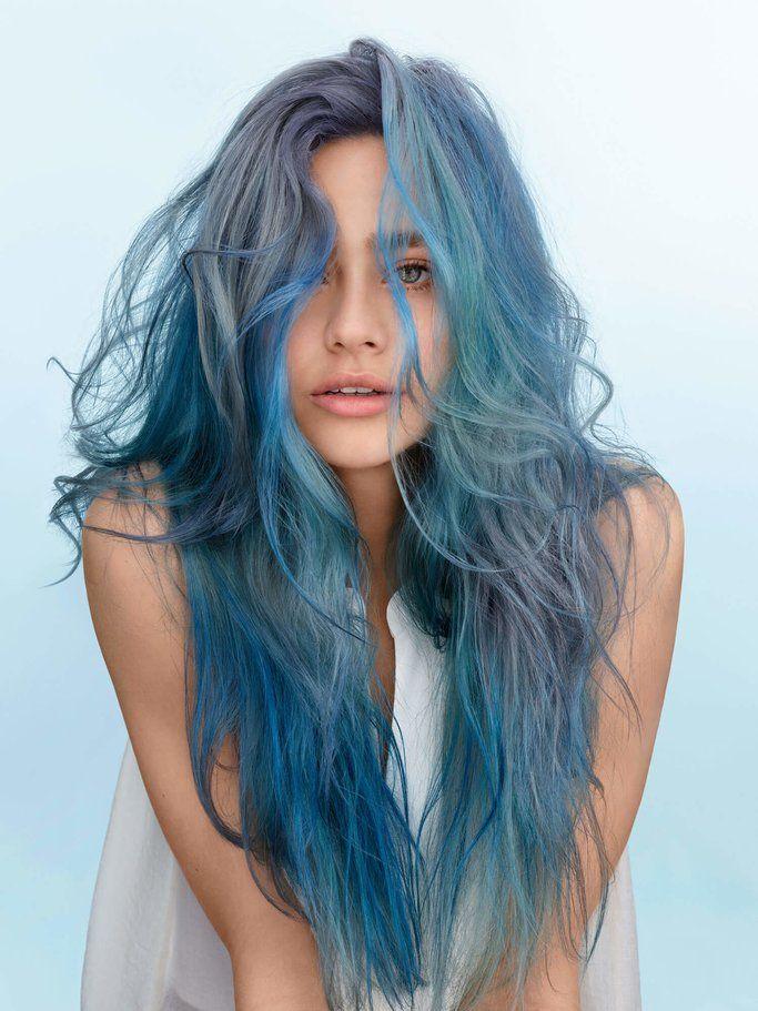 Neue Haarfarben Trends