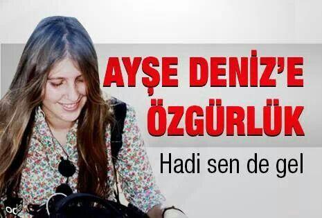 ntalya'da Gezi Parkı ve ODTÜ protestoları sonrası çıkan olaylar nedeniyle tutuklanan 20 yaşındaki Ayşe Deniz Karacagil ve Murat Sezgin ile Mustafa Cihan Yılmaz'ın yargılandığı dava 6 Şubat'ta görülmeye başlanacak.  Antalya'da Gezi Parkı, Ahmet Atakan'ın ölümü ve ODTÜ'de yaşananları protesto gösterilerine katılan Ayşe Deniz Karacagil, Murat Sezgin ve Mustafa Cihan Yılmaz, 2 Ekim günü gözaltına alındı ve 4 Ekim'de çıkarıldıkları mahkemece tutuklandı.  6 Şubat'ta görülmeye başlanacak dava…