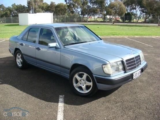 1986 MERCEDES 300E W124 Sedan Cars For Sale in SA - carsales.com.au