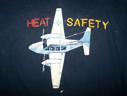 rfds,heat and saftey