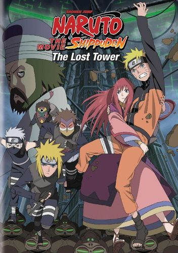 Naruto: Shippuden - The Movie: The Lost Tower [DVD] [2002]