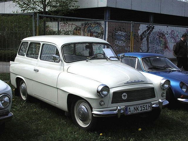 1959 Skoda Octavia Kombi by kitchener.lord, via Flickr