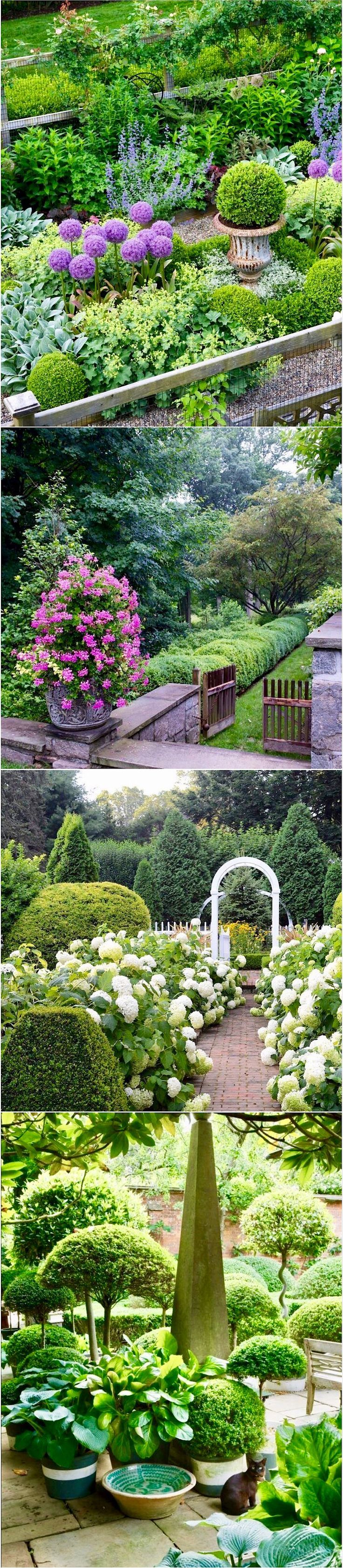 Gardenscapes and landscaping ideas