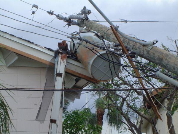 Hurricane Charley Damage Photos | Hurricane Charley