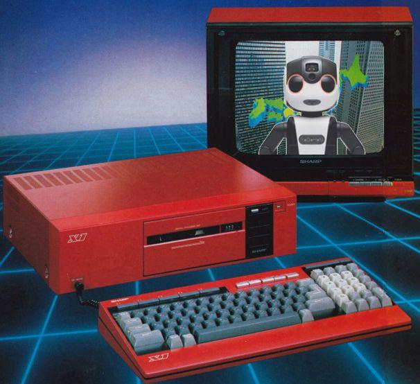 ロボット電話『RoBoHoN(ロボホン)』から、シャープのパソコンテレビX1の影を炙り出す - Engadget Japanese